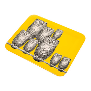 Civette Yellow Tray - 48x60cm