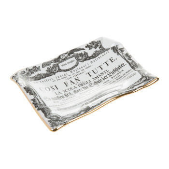 Locandina Cosi Fan Tutte Sheet Ashtray/Trinket Tray