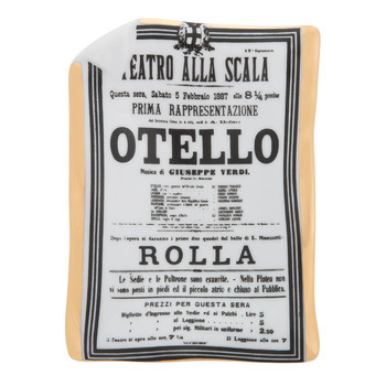 Locandina Otello Sheet Ashtray
