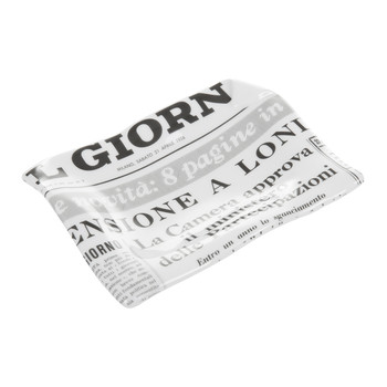 Giornali The Times Sheet Ashtray