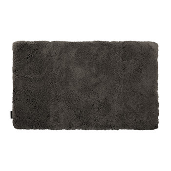 Luxury Memory Foam Bath Mat - Dark Anthracite