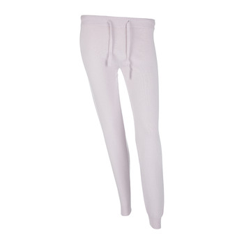 Leven Cashmere Lounge Trousers - Tea Dust
