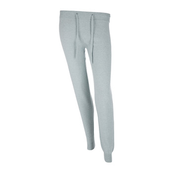 Leven Cashmere Lounge Trousers - Sea Spray