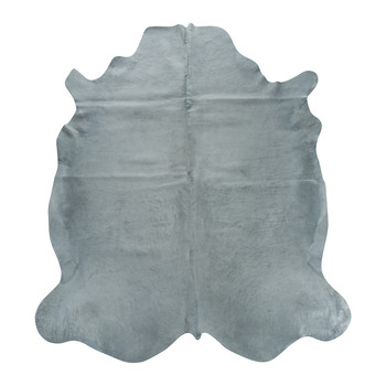 Swale Cowhide Rug - Gray