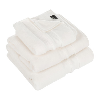 Super Soft Cotton 700gsm Towel - Ivory