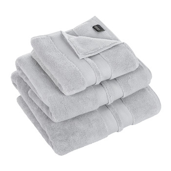 Super Soft Cotton 700gsm Towel - Silver