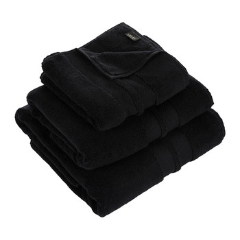 Super Soft Cotton 700gsm Towel - Black