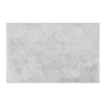 Super Soft Cotton 1650gsm Bath Mat - Silver