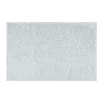 Super Soft Cotton 1650gsm Bath Mat - Ice