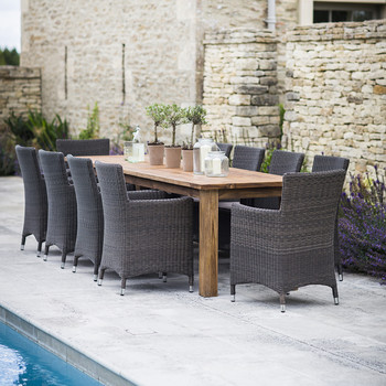 St Mawes Table - 10 Seater