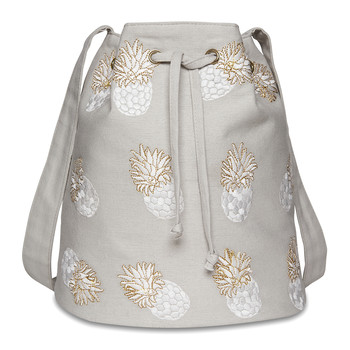 Ananas Bucket Bag - Cloud