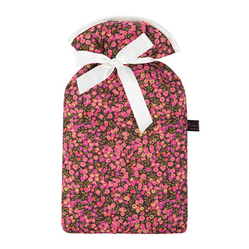 Hot Water Bottle - Liberty Wiltshire Purple