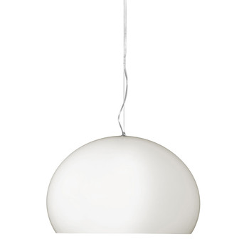 Big FL/Y Ceiling Light - Matt White