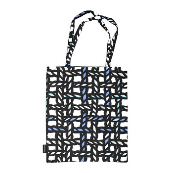 Richard Woods Tote Bag - Blue