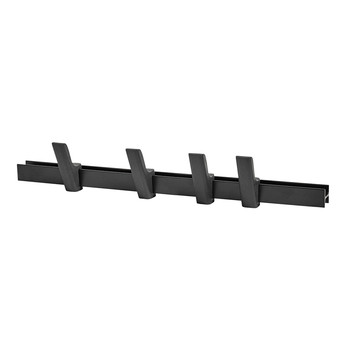 Beam Coat Rack - Charcoal