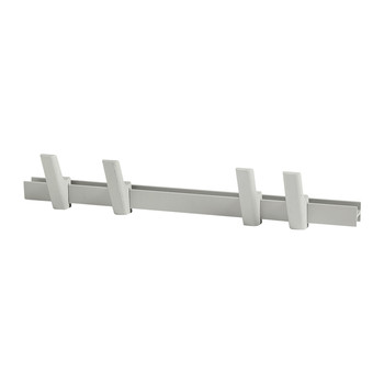 Beam Coat Rack - Light Gray