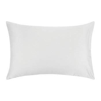 Cotton Sateen 300 Thread Count Pillowcase - Silver - Housewife