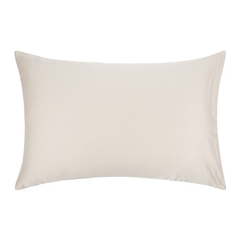 Cotton Sateen 300 Thread Count Pillowcase - Gold - Housewife