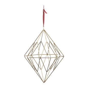 Talini Diamond Christmas Tree Decoration