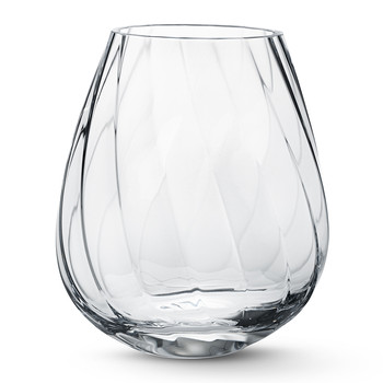 Facet Glass Vase
