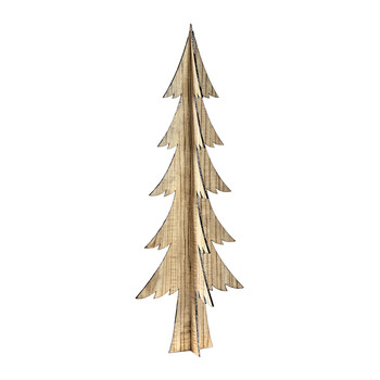 3D Slim Christmas Tree