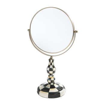 Courtly Check Mirror