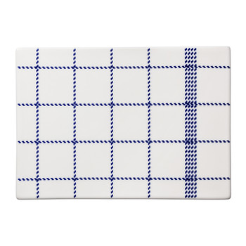 Mormor Buttering Board - Blue - Large