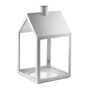 Lighthouse Lantern - White