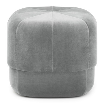 Circus Pouf - Grey - Small