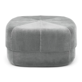 Circus Pouf - Gray - Large
