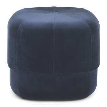 Circus Pouf - Small - Dark Blue