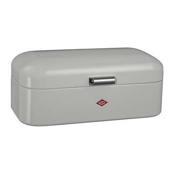 Grandy Bread Bin - Cool Grey
