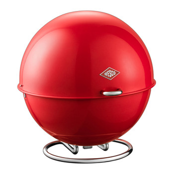 Superball Storage Box - Red