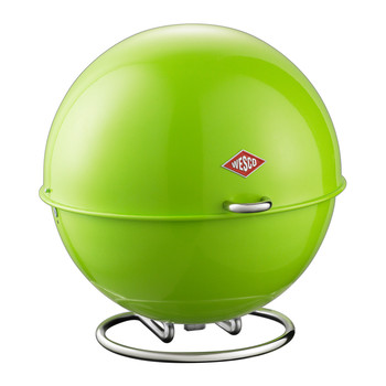 Superball Storage Box - Lime Green