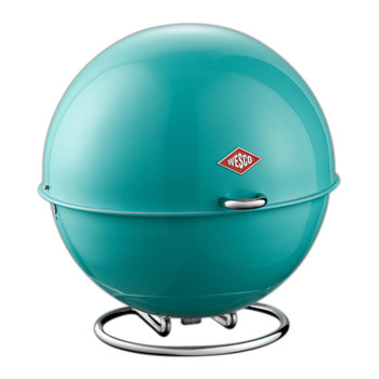 Superball Storage Box - Turquoise