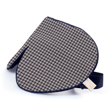 Limited Edition Eye Mask - Houndstooth
