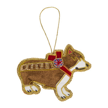 Corgi Christmas Tree Decoration