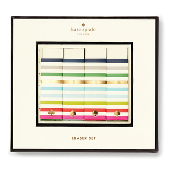 Eraser Set - Candy Stripe