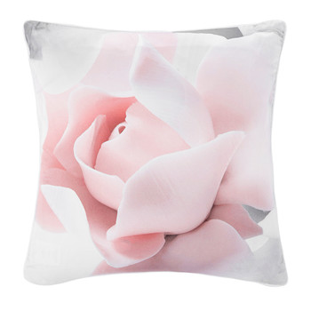 Porcelain Rose Cushion - 45x45cm