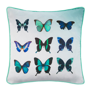 Butterfly Collective Bed Cushion - 45x45cm