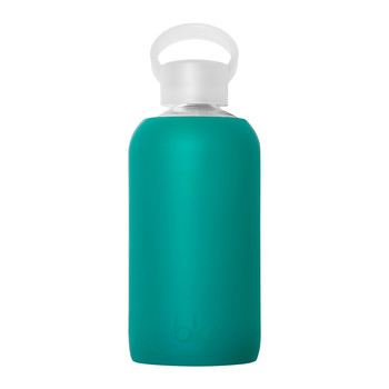 Glass Water Bottle - 500ml - Ivy