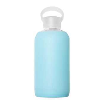 Glass Water Bottle - 500ml - Skye