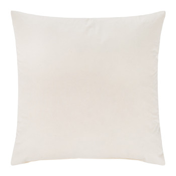 "Duck Feather Square Pillow Pad - 20x20"" / 50x50cm"