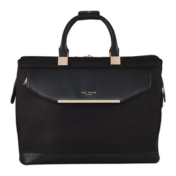 Albany Softside Clipper Holdall - Small - Black