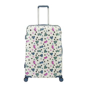 Love Me, Love My Dog Suitcase