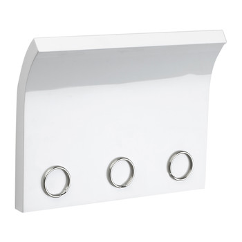 Magnetter Key & Letter Holder - White