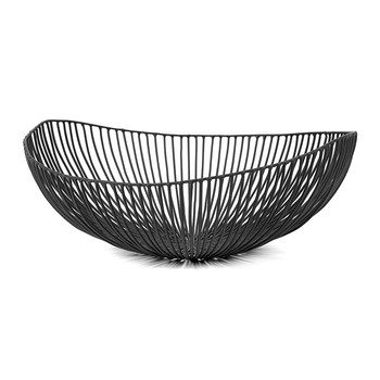 Meo Serving Bowl - Black