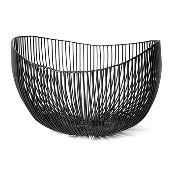 Tale Deep Bowl - Black