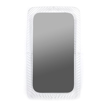 Iron Frame Mirror - Rectangular