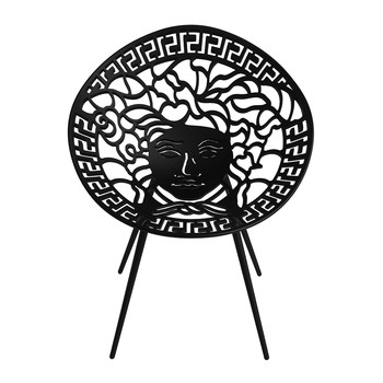 Mesedia Chair - Black